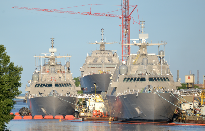 Navy Tries to Cut Four Littoral Combat Ships to Save $186M in FY 22 Budget