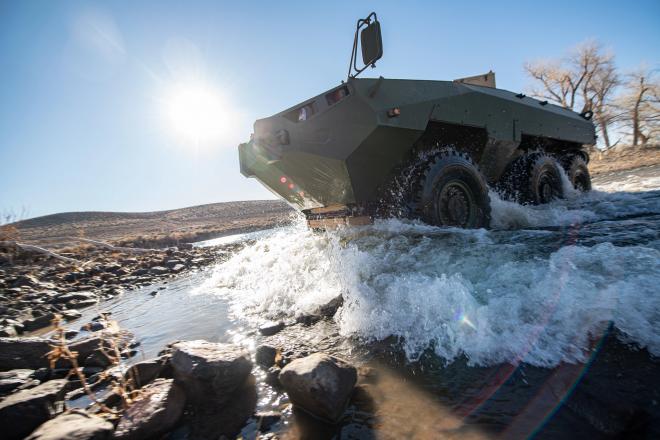 Report to Congress on Marine Corps' Advanced Reconnaissance Vehicle Program