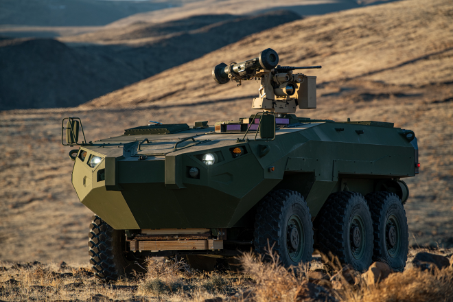Marines Seeking Advanced Reconnaissance Vehicle Prototypes After Unsuccessful Attempts to Replace LAV
