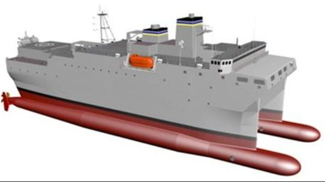 Report on Navy TAGOS(X) Ocean Surveillance Shipbuilding Program