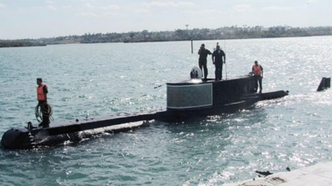 New Photos Reveal Details of Cuba's Tiny, Lethal Attack Submarine