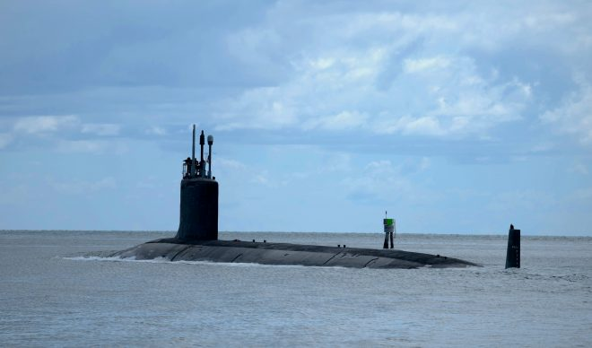 Report to Congress on Navy SSN(X) Next-Generation Attack Submarine