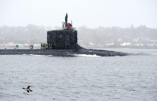 Report on Virginia-class Attack Submarine Program