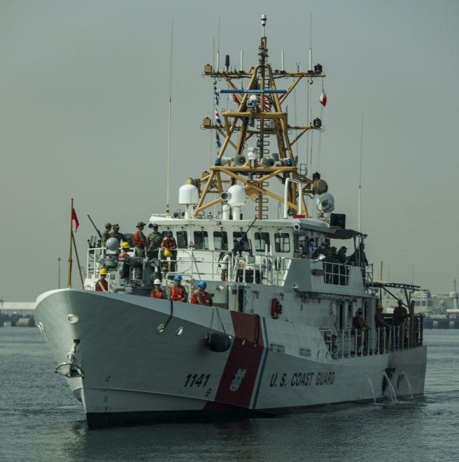 Report to Congress on Coast Guard Cutter Procurement