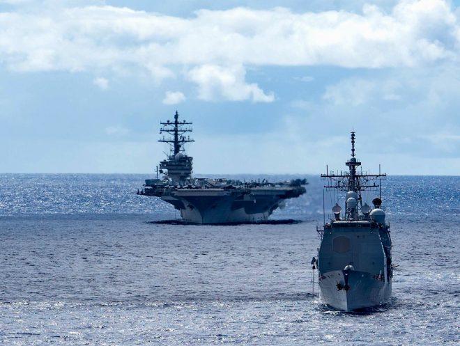 SASC Defense Bill Requires Navy to Present Fleet Plan Directly to Congress