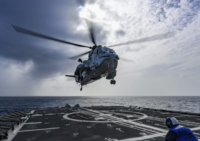 CNO Gilday: U.S. Must Leverage Allies Like India to Counter China in Indo-Pacific
