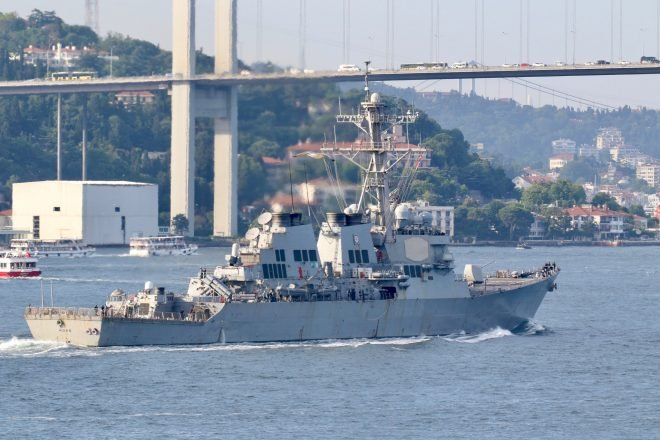 U.S., Ukraine Begin Sea Breeze 2021 Exercise with 30 Other Countries