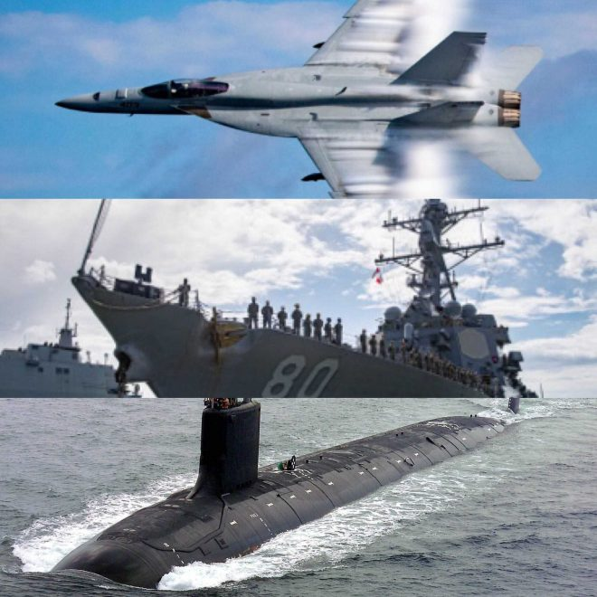 SECNAV Memo: New Destroyer, Fighter or Sub: You Can Only Pick One; Cut Nuclear Cruise Missile