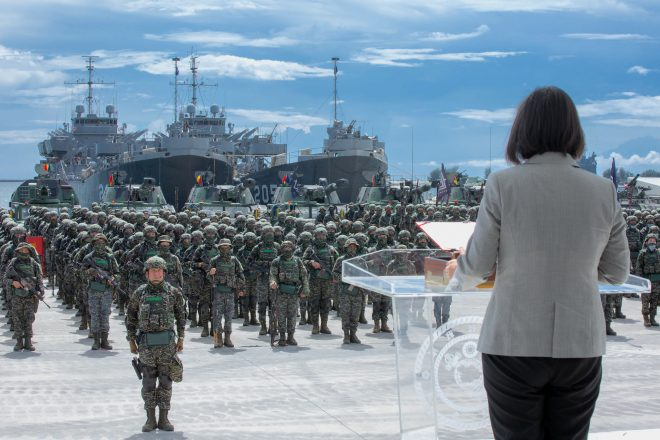 Taiwanese Official Says Island's Freedom Key to Stable Indo-Pacific
