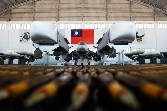 Panel: Taiwan Needs More Capacity to Defend Itself as China's Military Modernizes