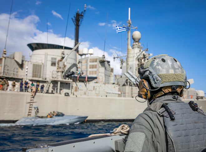 First Female Navy Special Operations Sailor Graduates from Training