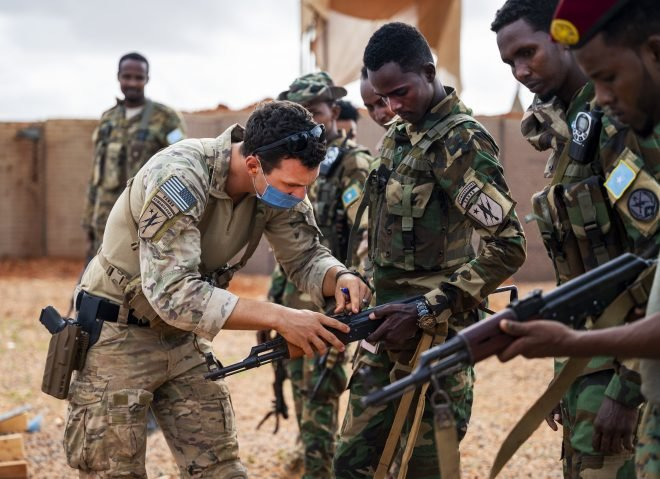 AFRICOM: U.S. Forces 'Commuting to Work' to Curb Rising Terror Threat in Somalia After Pullout