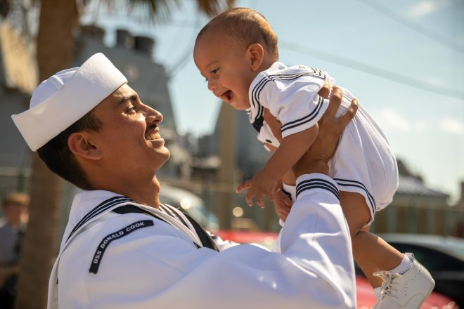 Destroyer USS Donald Cook Arrives in Florida After 7 Years in Europe