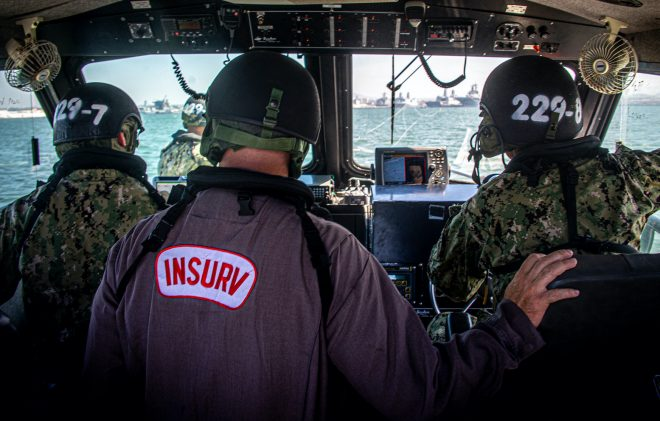 HASC Readiness Mark Wants to Save INSURV Reports; TACAIR Panel Cautious of Navy's Strike Fighter Plans