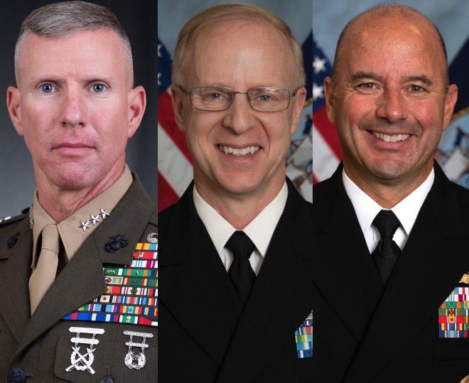 UPDATED: White House Nominates Next Marine Assistant Commandant; U.S. Fleet Forces Commander, Deputy