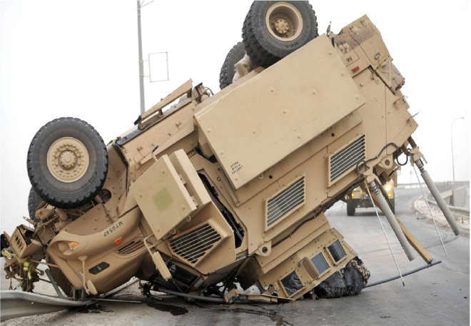 GAO: Marines Need More Training; Clearer SOPs, Oversight Needed to Stem Fatal Vehicle Mishaps