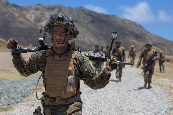 Large Scale Exercise 2021 Tests How Navy, Marines Could Fight a Future Global Battle