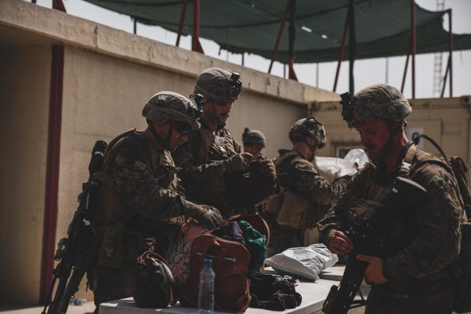 Limited Coordination Between U.S., NATO Allies in Getting Afghanistan Evacuees to Airport
