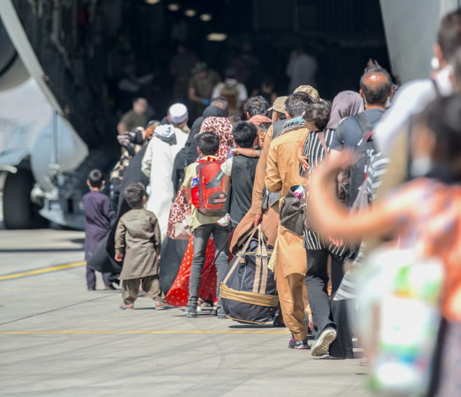 Panel: Long-term Resettlement of Afghan Refugees is 'Where the Crisis is Moving'