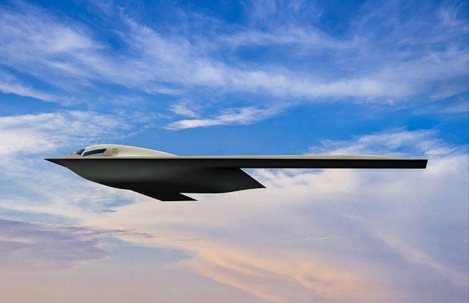 Report to Congress on Air Force B-21 Raider Long Range Strike Bomber