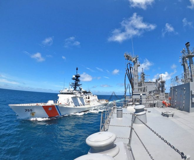 U.S. Coast Guard Continues to Expand Presence in the Western Pacific