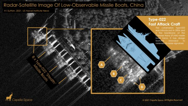 This is What a Chinese Stealth Warship Looks Like on Radar