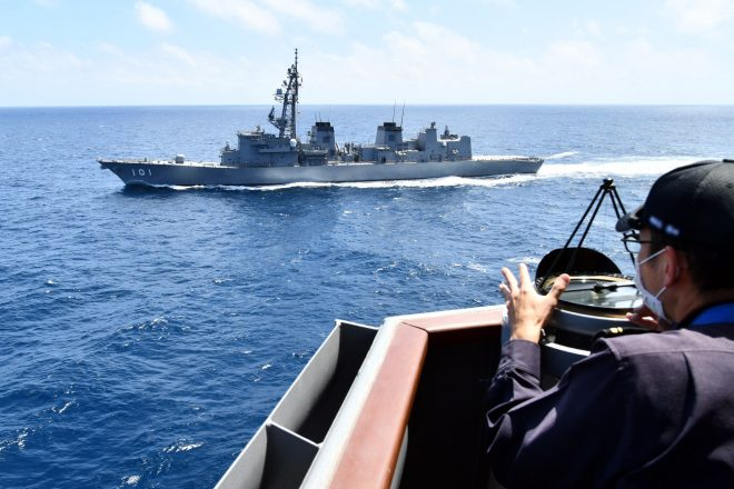 Japan Making Moves to Deter Chinese Aggression, Panel Says