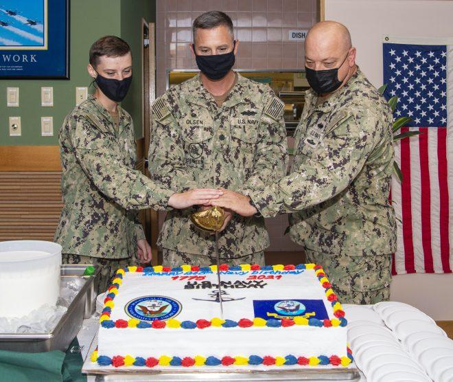 CNO, SECNAV 246th Navy Birthday Messages